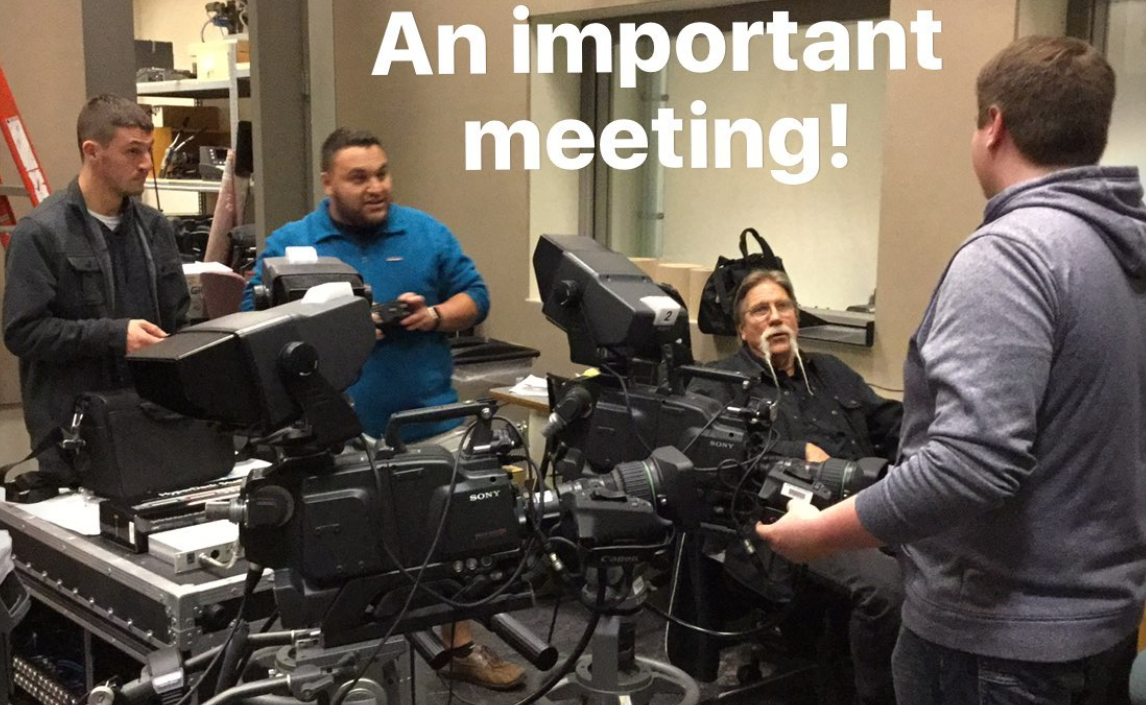 From our popular Instagram story to this week's blog- A handful of our members have frequent meetings with our installers. Not to mention the countless hours they are putting in to help out!
